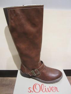 S.Oliver Damen braun, Stiefel, Winterstiefel braun, Damen warm gefüttert NEU Beliebte Schuhe a9d7b8