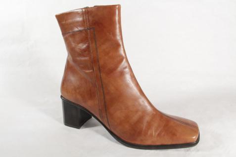Damenschuhe Damen Stiefel braun Echtleder schmale Form Neu!!! SP. 49, 00 €