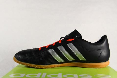 Adidas Herren Sportschuhe Fußballschuhe Turnschuhe Sneakers schwarz NEU - Vorschau 3