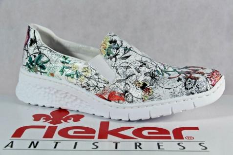 Rieker Slipper Sneakers Halbschuhe Sportschuhe Ballerina multicolor 58166 NEU!