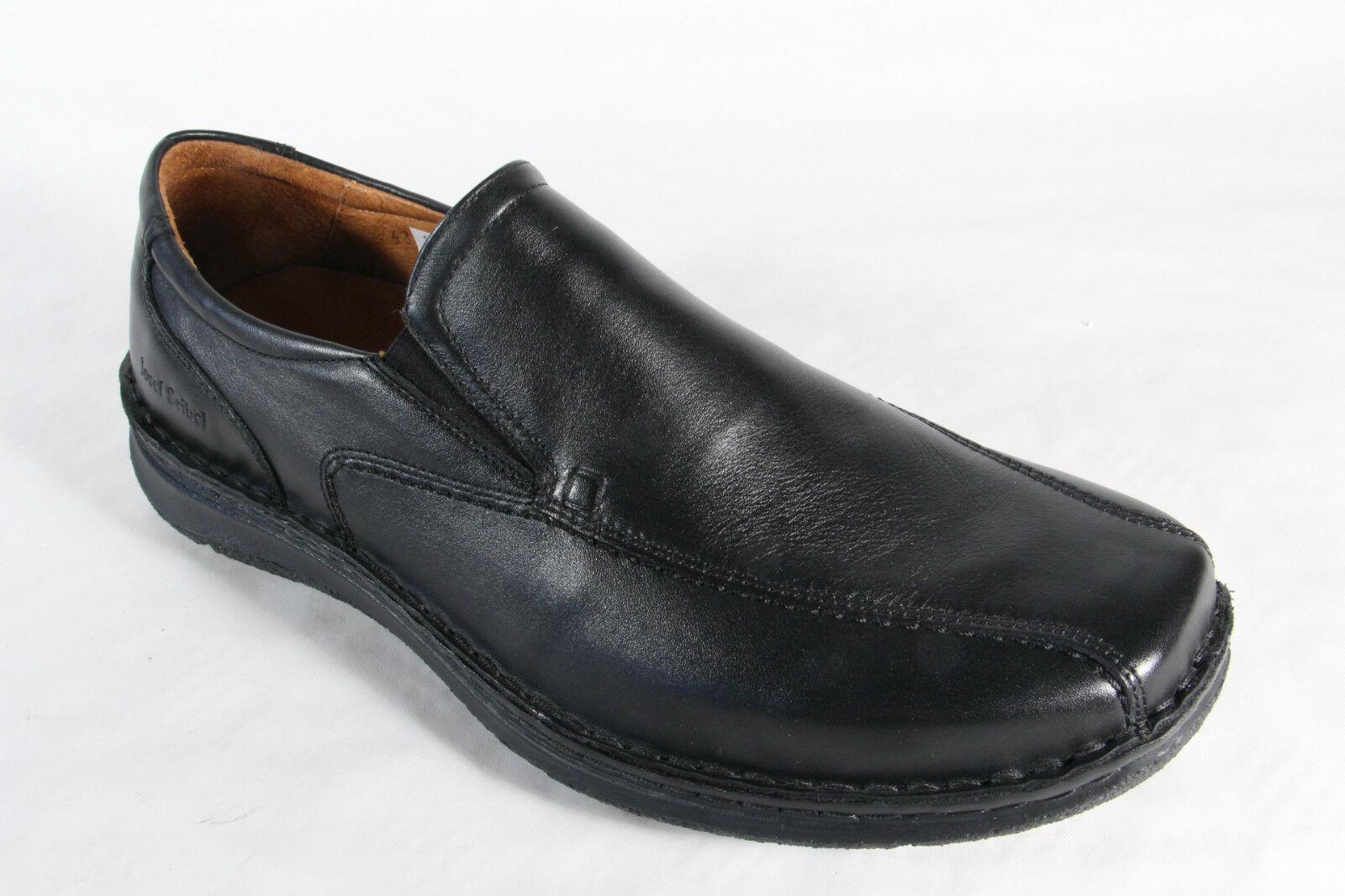 Seibel Slipper, Halbschuh, schwarz, schwarz, schwarz, Wechselfußbett NEU dd7f5c