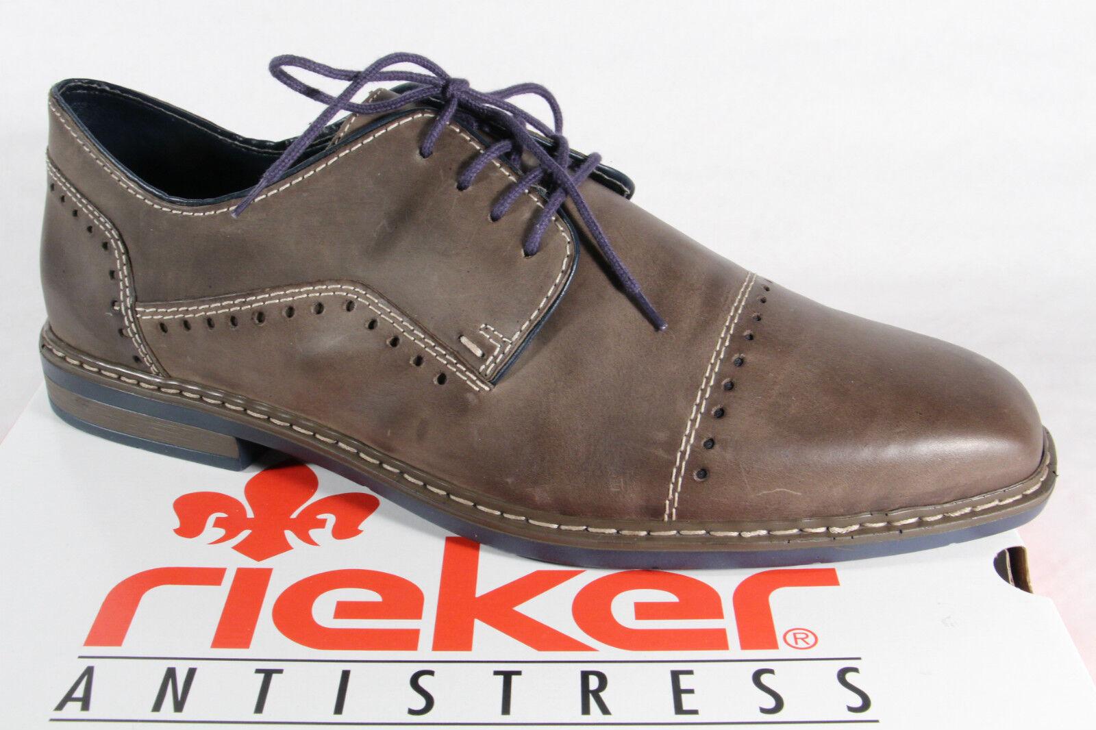 Halbschuhe Herrenschuhe Rieker Herren Schnürschuhe Sneakers
