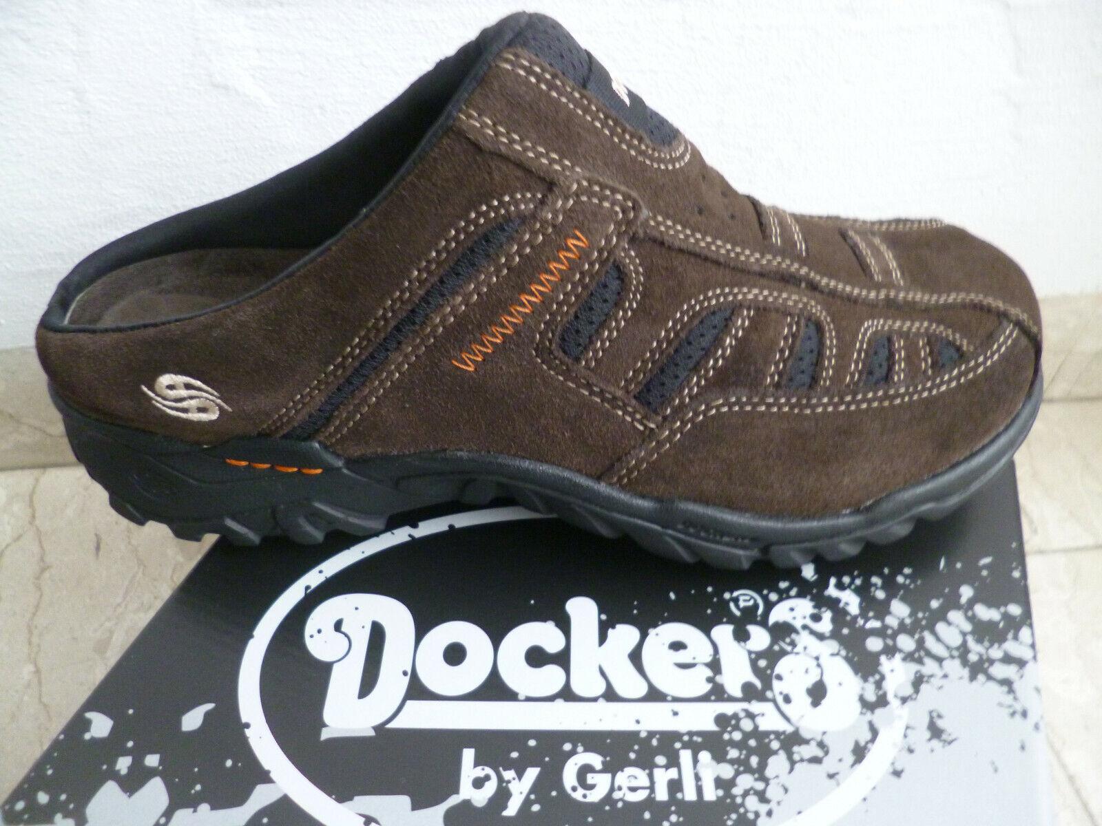 dockers by Gerli Herren Sneaker Braun, Schuhgröße:EUR 42