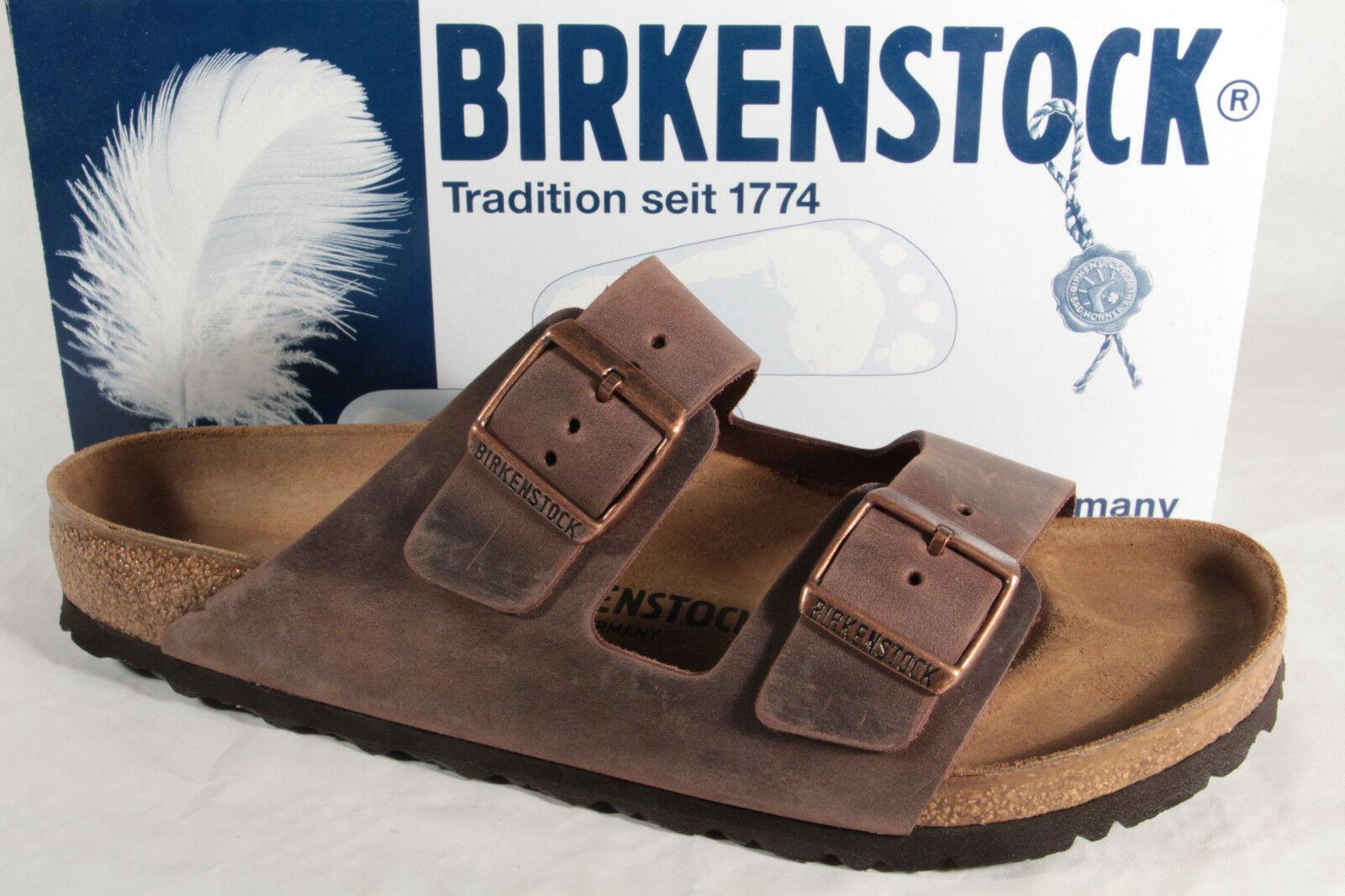 Birkenstock Herren    Pantolette braun 3e3e8c