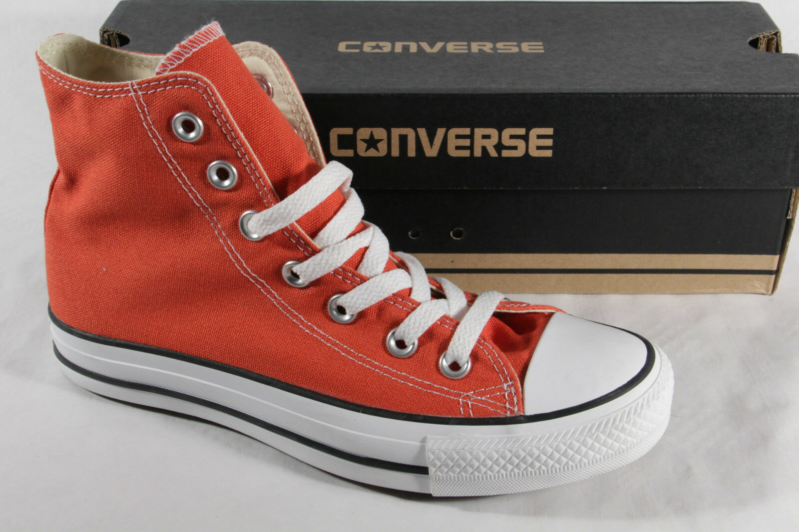 new arrivals c36f6 55453 Converse All Star Schnürstiefel Stiefel Sneakers orange, Textil/Leinen,  Neu!!!
