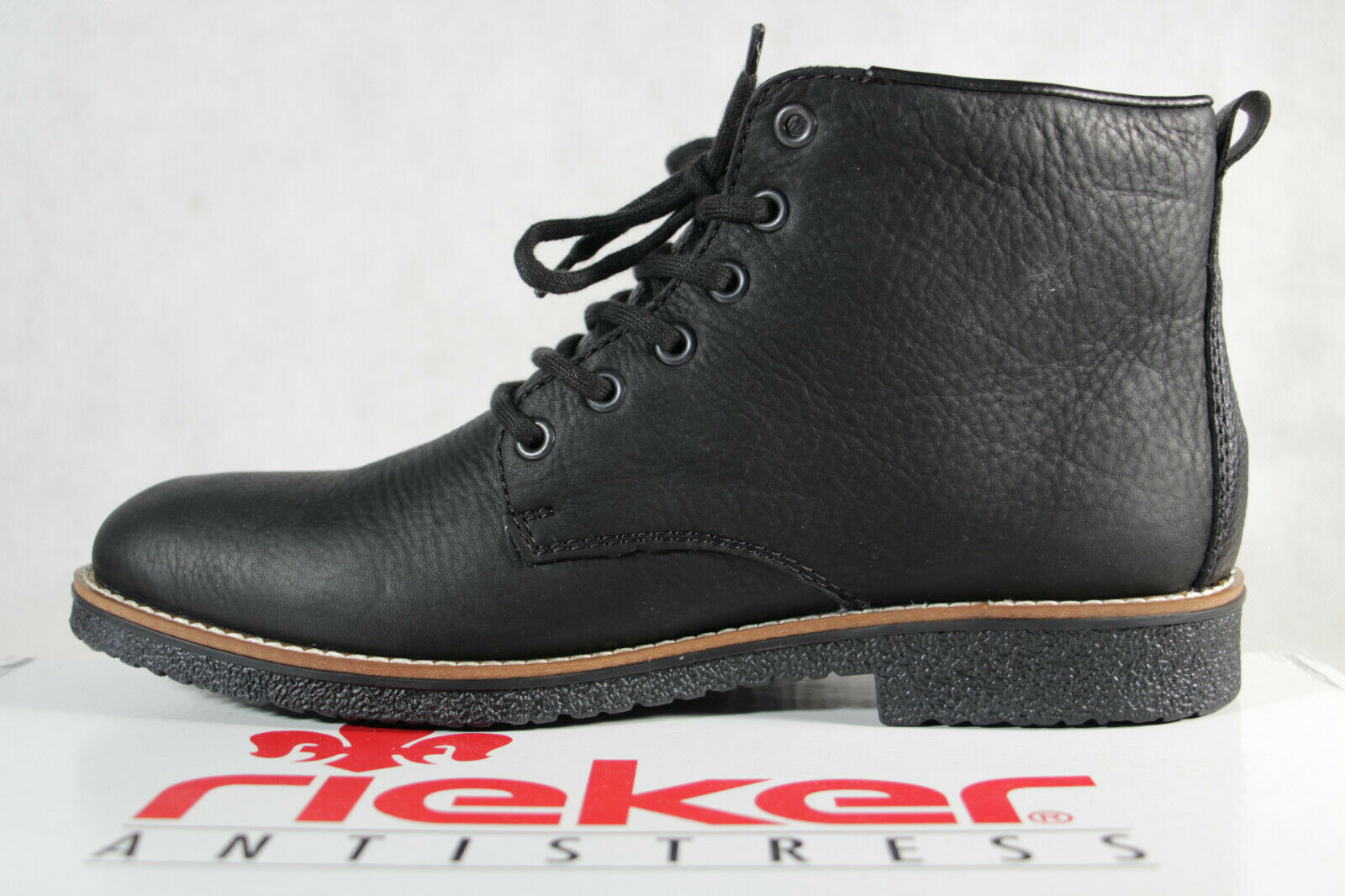 Rieker 33641 Herren Schnürstiefel Stiefel Stiefelette Boots mjRZq