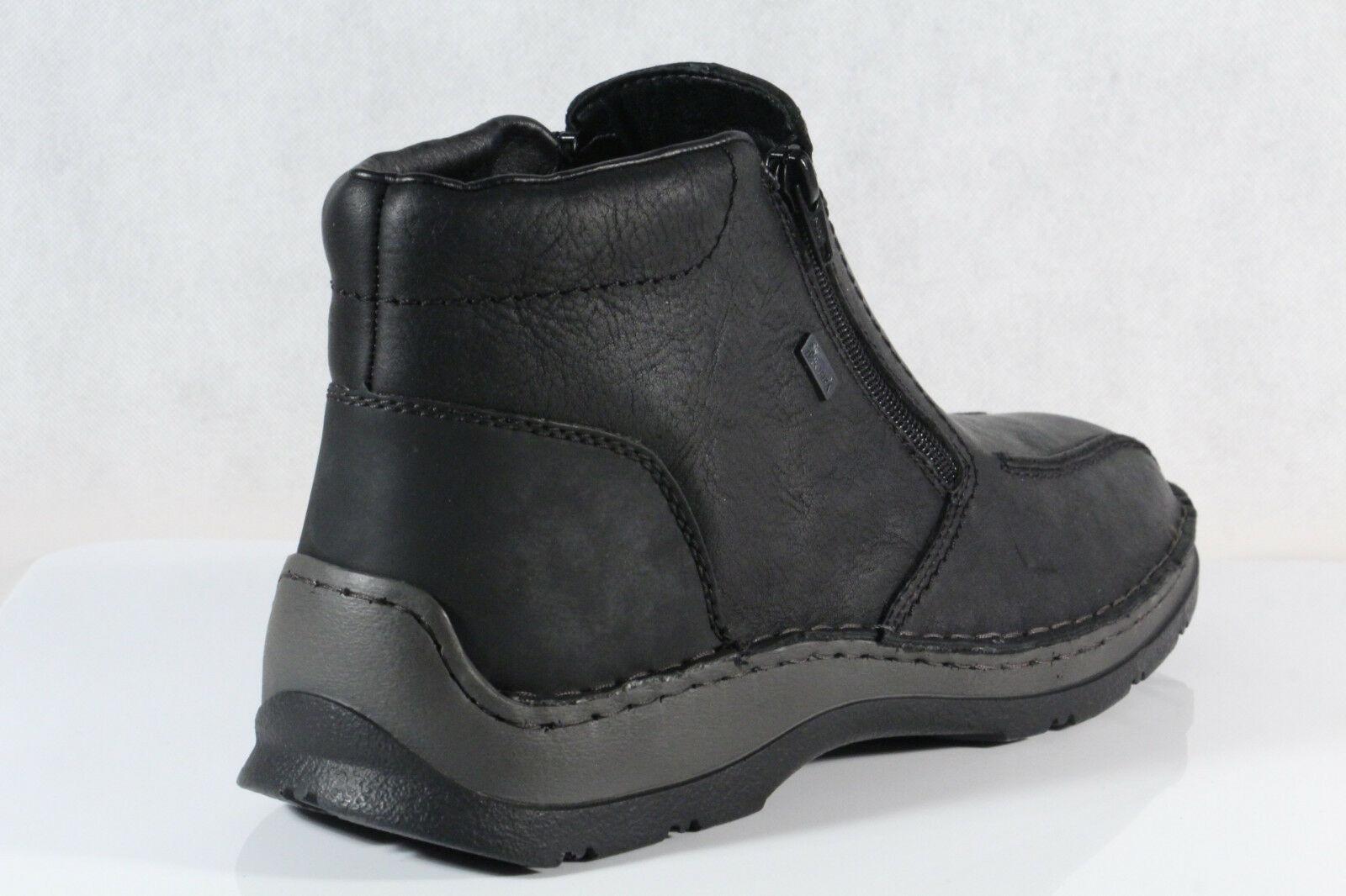 Rieker 32363 Stiefel Stiefelette Stiefeletten EchtlederTEX