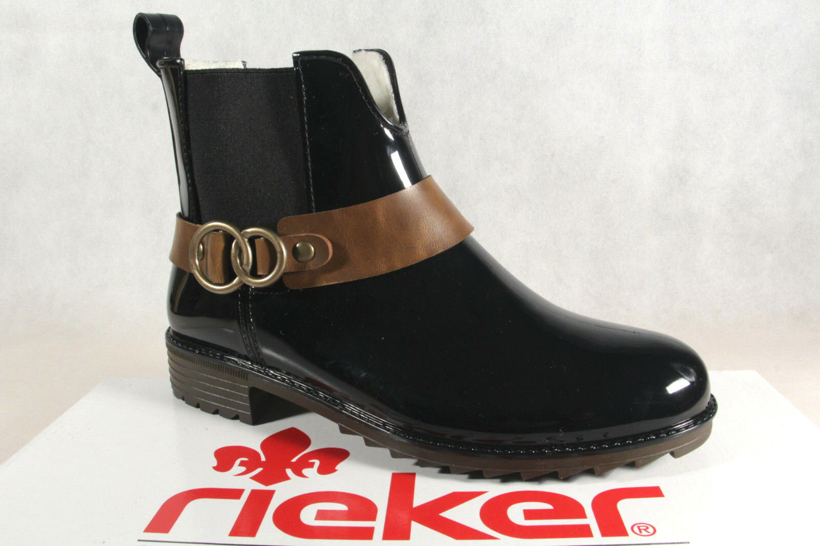 Rieker Stiefelette Stiefelette P8288 00 | sportiv |