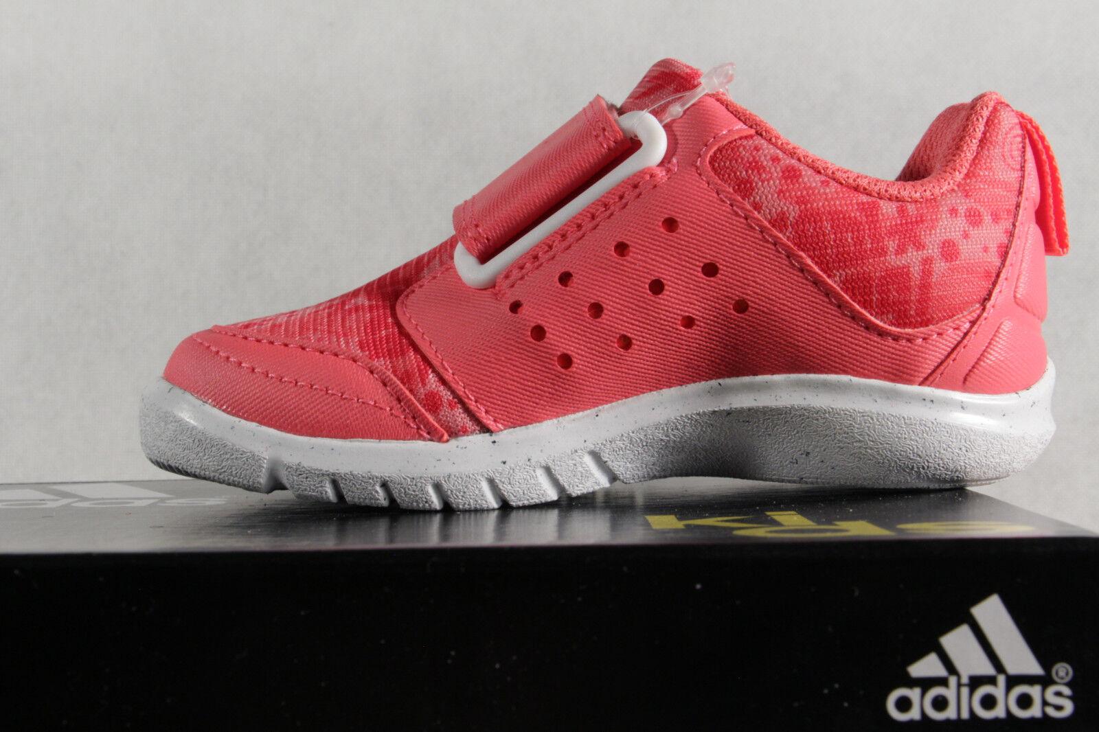 finest selection 7f715 205a2 Adidas Kinder Sportschuhe Laufschuhe LL-Schuhe rose NEU!