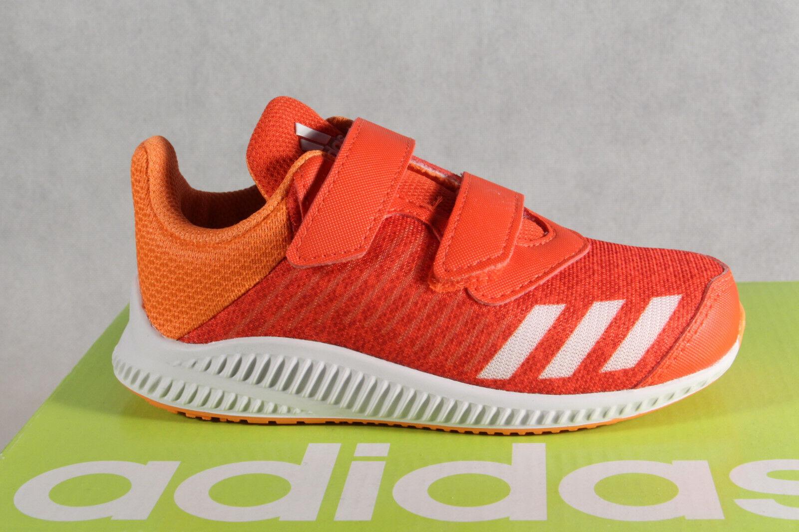 Adidas Kinder Sportschuhe Laufschuhe LL Schuhe orange apricot NEU!