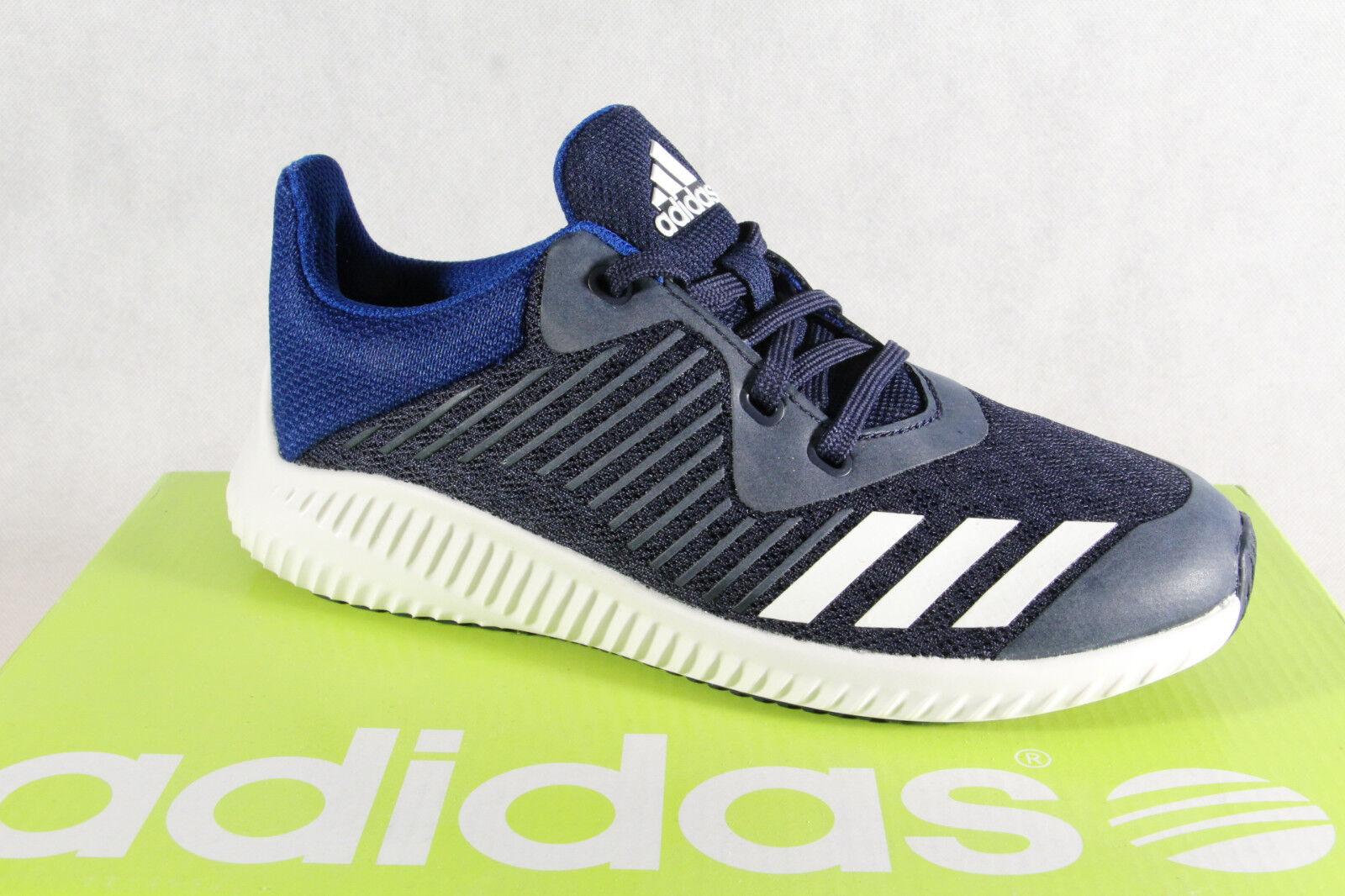 Adidas Sportschuhe Laufschuhe Hallenschuh FortaRun blau weiß NEU!