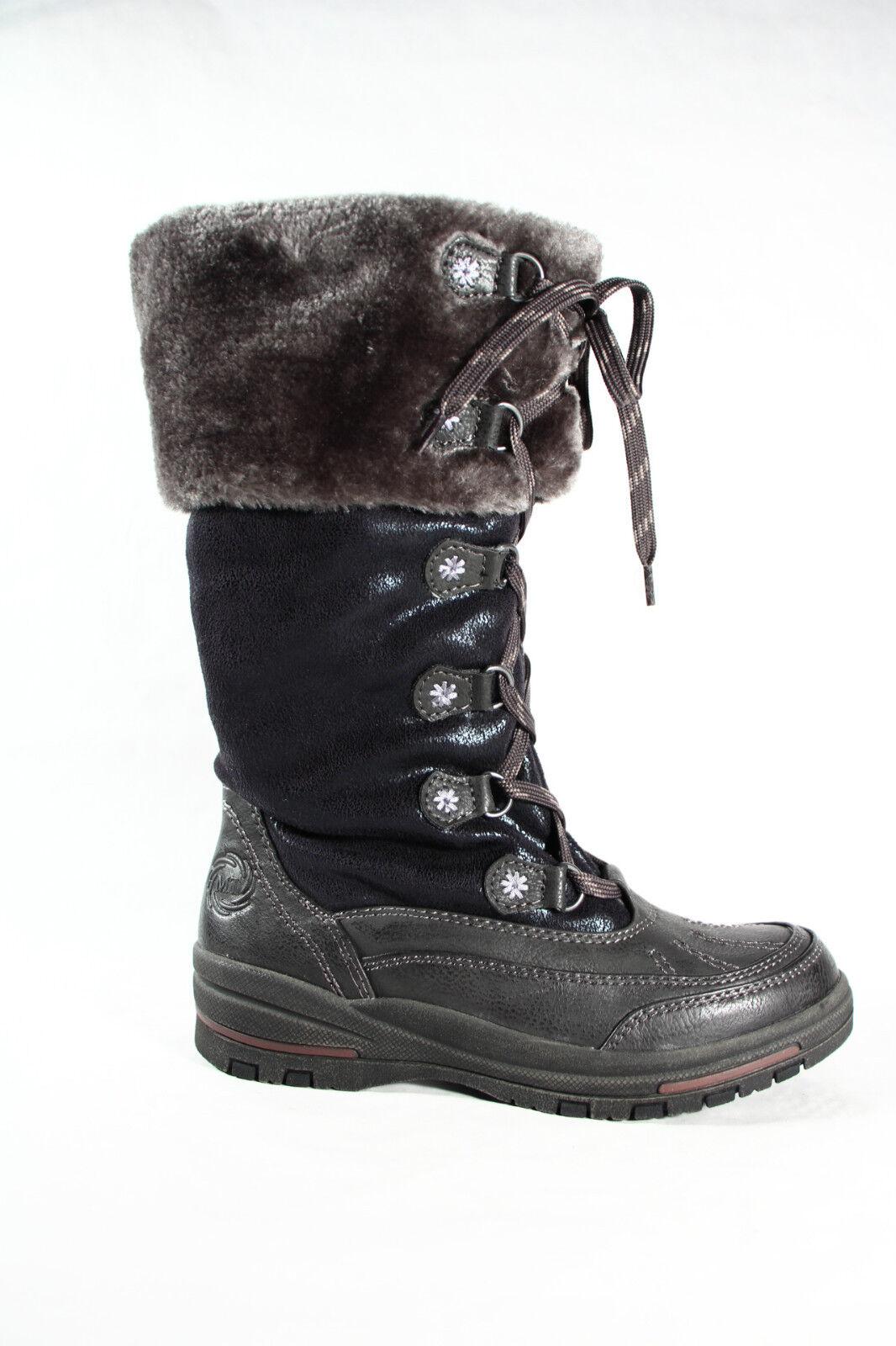 low priced be4e7 f78fc Marco Tozzi Damen Stiefel Stiefeletten Winterstiefel Boots schwarz NEU!!