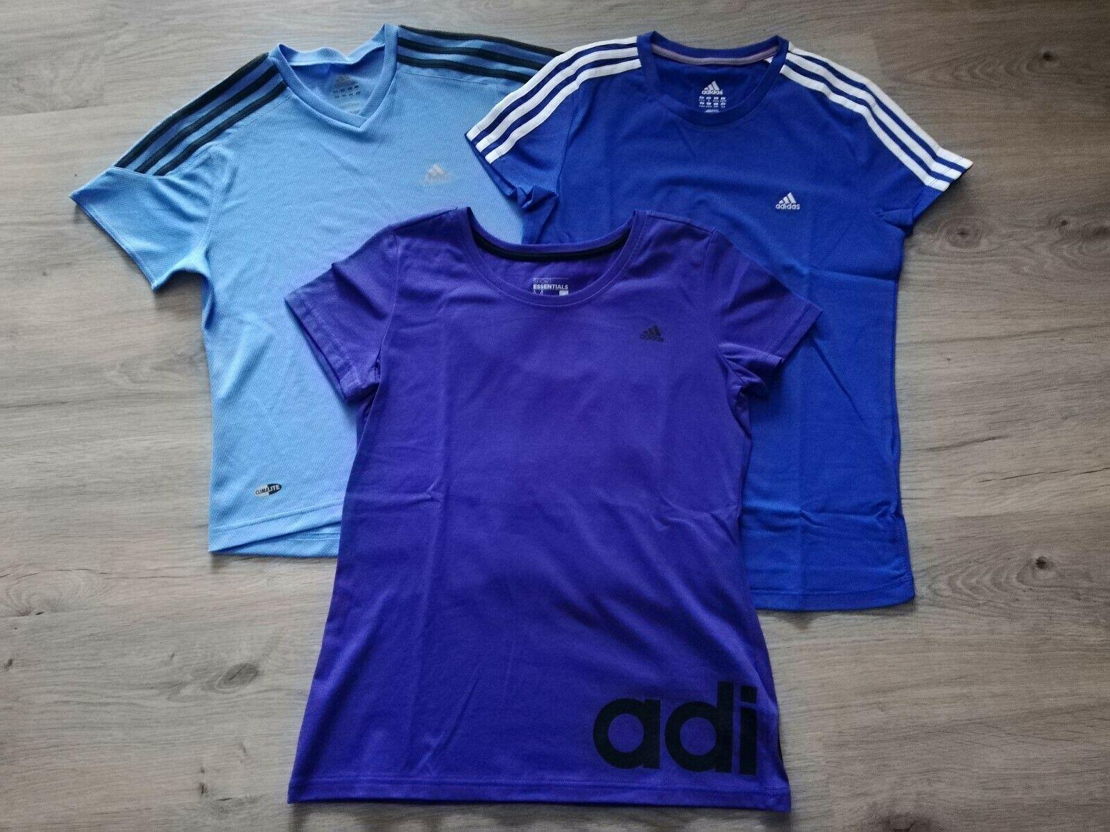 adidas shirt hellblau