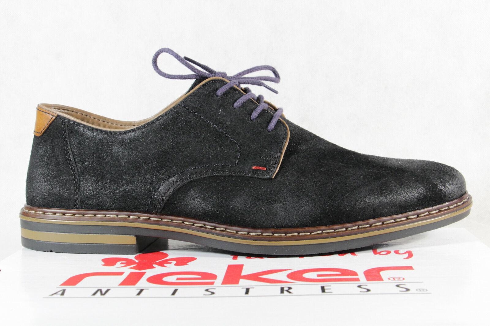 Rieker Herren Schnürschuh Halbschuh Sneaker Slipper KQ211