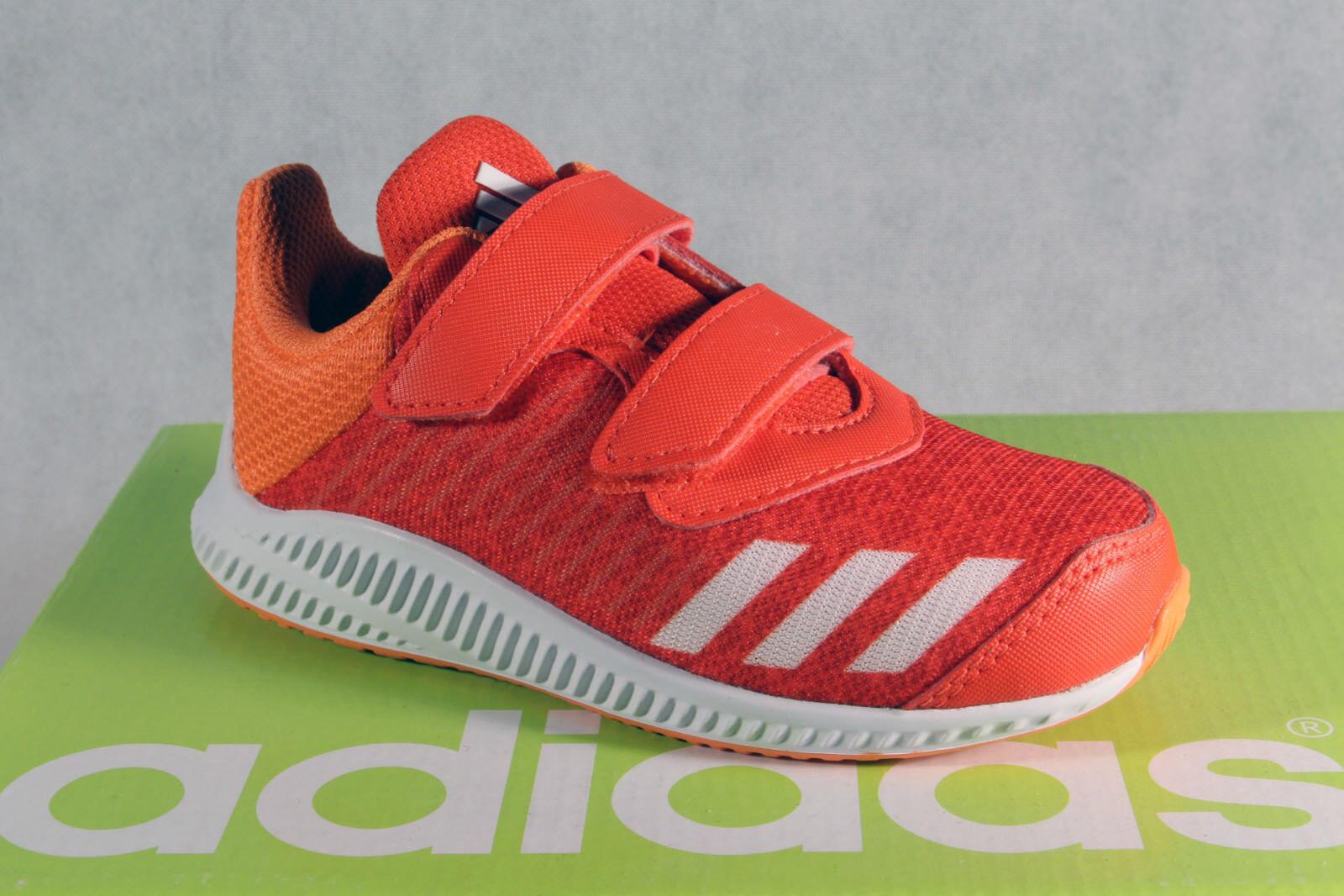 offizielle Fotos 7ad8e 7e50d Adidas Kinder Sportschuhe Laufschuhe LL-Schuhe orange/ apricot NEU!