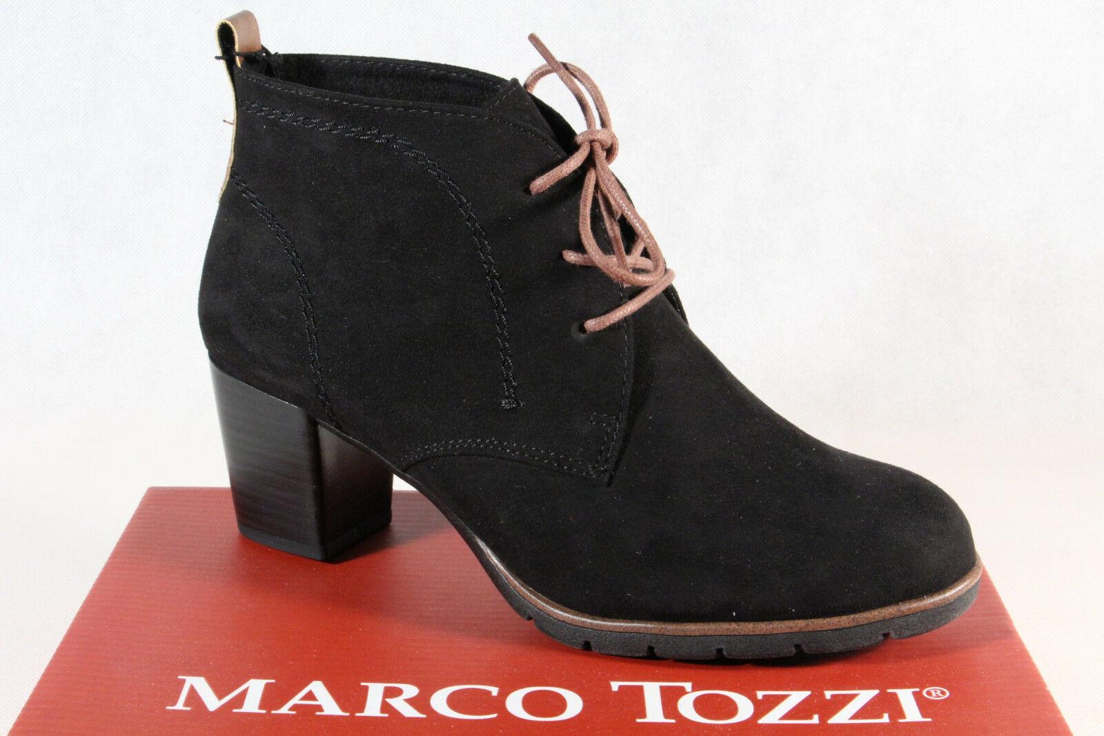 57bc5dff4384 Marco Tozzi Stiefel Stiefelette Boots Winterstiefel schwarz 25107 NEU!!