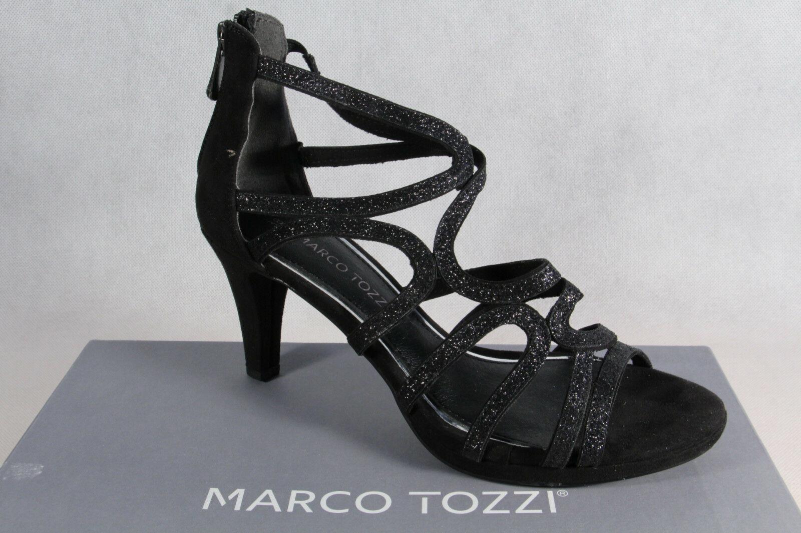 low cost 14ce4 3e937 MARCO TOZZI Leder Schuhe Sandaletten NEU