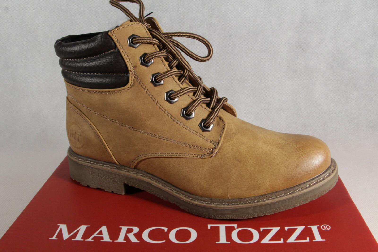 competitive price a9fb1 490e1 Marco Tozzi Stiefel, Stiefel, braun, gefüttert, RV 46203 NEU!!