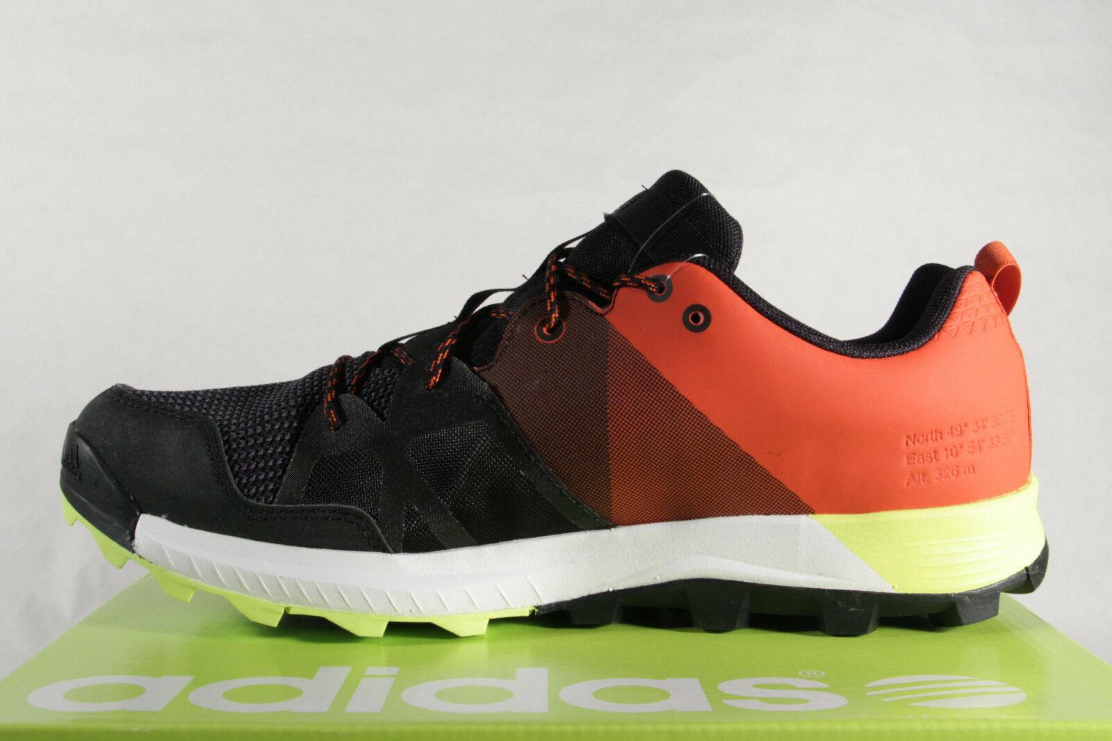 Adidas Herren Sportschuhe Laufschuhe Laufschuhe Laufschuhe Turnschuhe TR8 Kanadia schwarz rot NEU ebc252