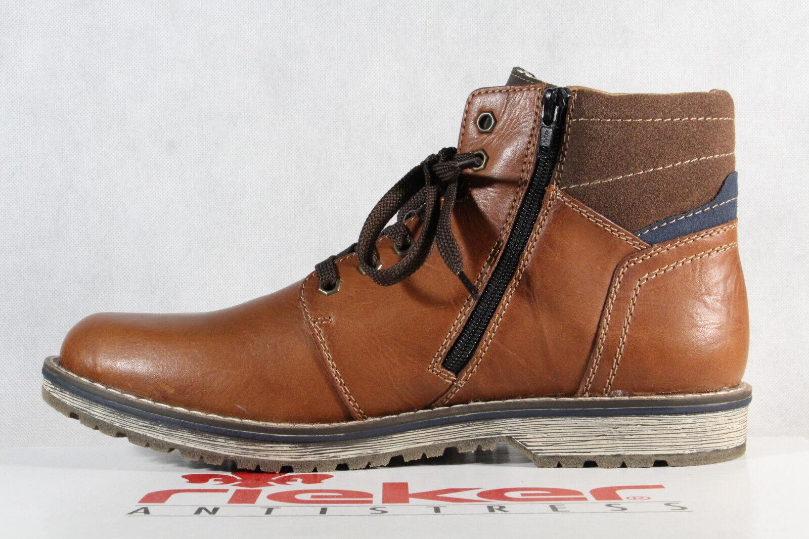 Herrenschuhe Stiefel Boots Rieker Herrenstiefel Herrenschuhe