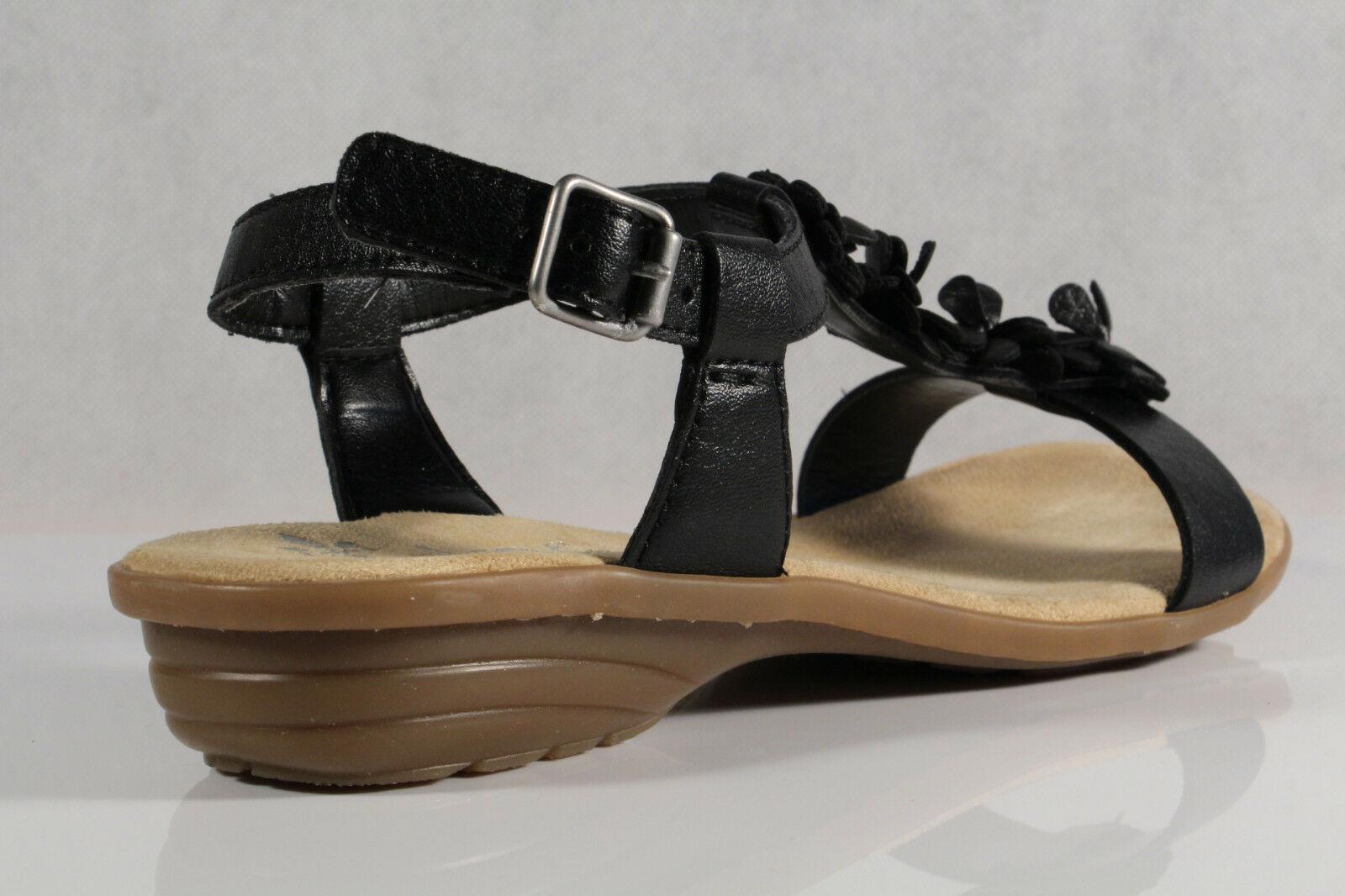 Rieker Damen Sandale Sandalette Sandalen schwarz V3446 NEU NEU NEU   43d2ee