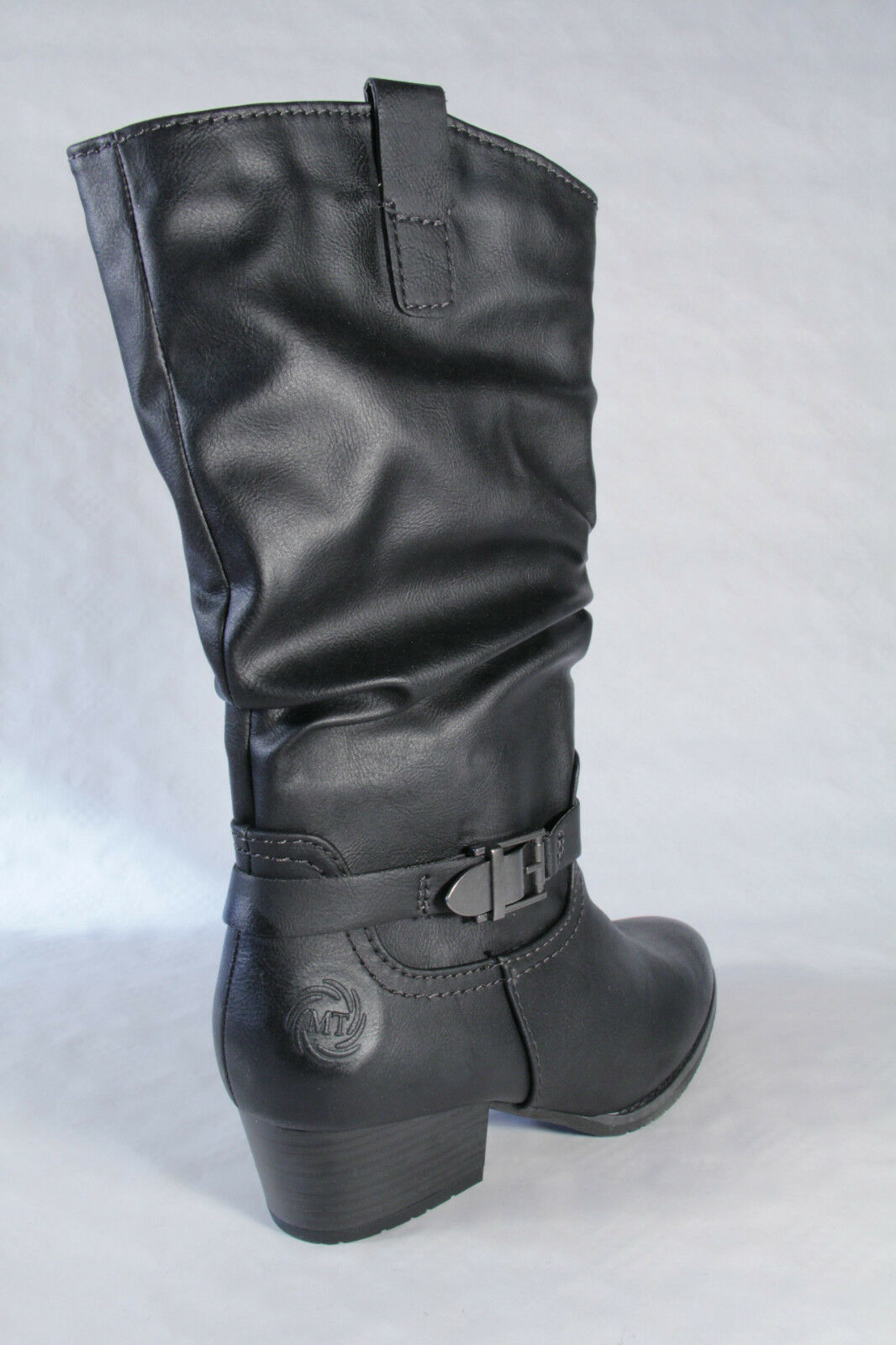 Marco Tozzi Damen Damen Damen Stiefel Stiefeletten schwarz, leicht gefüttert, RV, 25335 NEU  b7c5b7