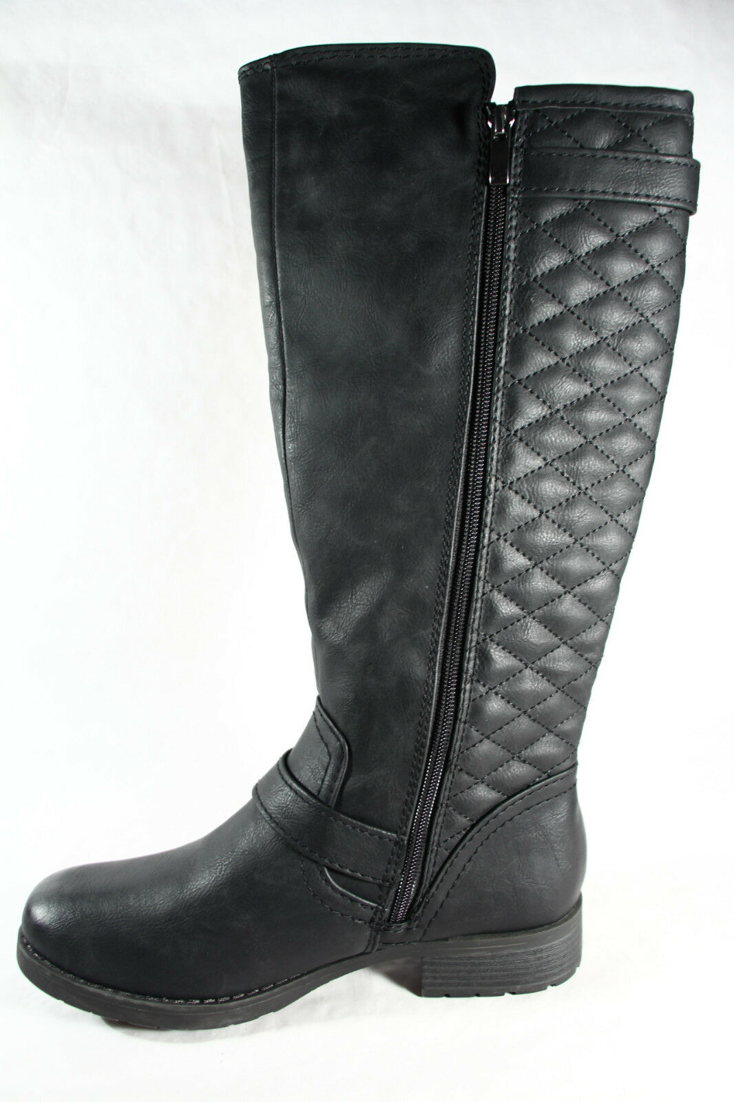 Marco Tozzi Stiefel schwarz,  gefüttert, Schaftweite variabel 25606 NEU  schwarz,  753d28
