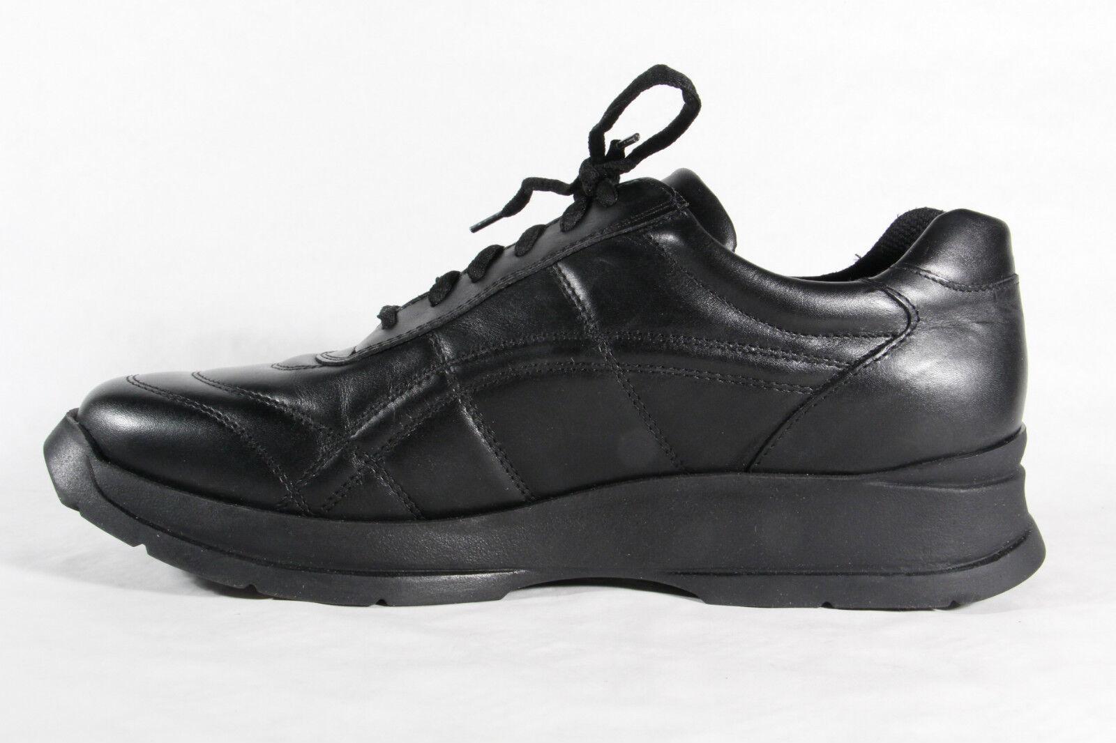 Esprit Herren Schnürschuh, Halbschuh Turnschuhe Turnschuhe Turnschuhe schwarz, NEU  1e960e
