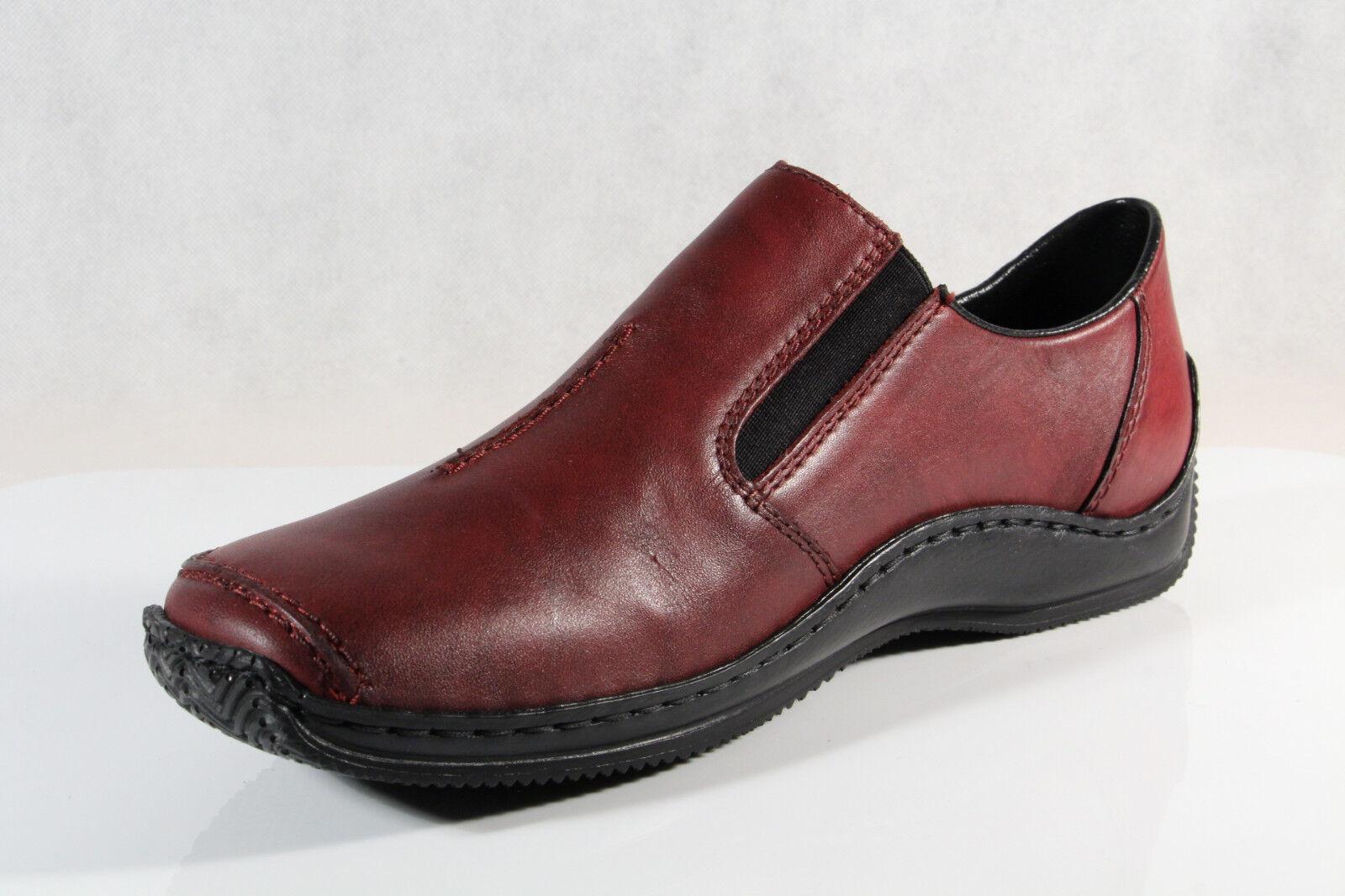 Rieker L1780 Schuhe Damen Halbschuhe Slipper , | real
