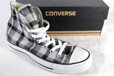 premium selection 27852 9f972 Converse All Star Stiefel, grau, Textil/ Leinen, Neu!!!