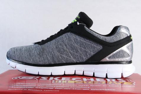 Skechers Schnürschuhe Sneakers Halbschuhe grau grau grau 91189 NEU! Beliebte Schuhe b094c8