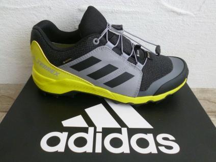adidas TERREX Sneakers Sportschuhe Laufschuhe Halbschuhe wasserdicht grau NEU!