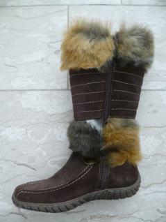 Sally O'Hara Damen Stiefel Winterstiefel Boots braun Leder 26459 Schuhe Neu!!! Beliebte Schuhe 26459 7bbd10