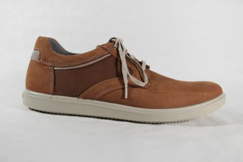 Jomos braun Schnürschuhe Halbschuhe Sneakers Leder braun Jomos 316309 NEU f14e88