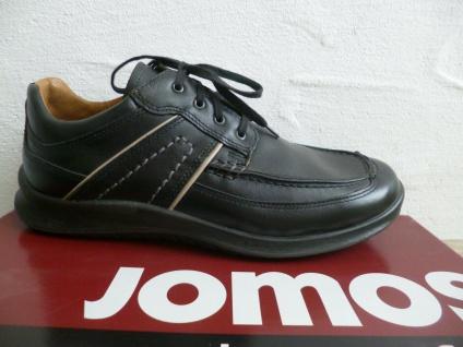 3 Paar Jomos Esprit DoubleYou Schnürschuhe Sneakers Halbschuhe schwarz/bordo NEU