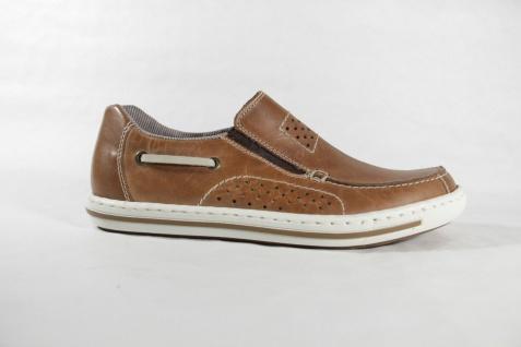 Rieker Slipper, braun, Wechslefußbett, für Einlagen geeignet, Echtleder NEU Schuhe Beliebte Schuhe NEU 78a336