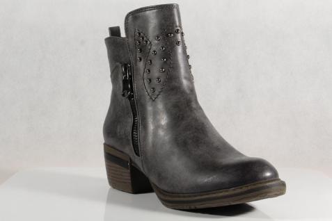 Marco Tozzi Stiefel, leicht Stiefelette, grau, leicht Stiefel, gefüttert, 25361 NEU!! Beliebte Schuhe 23a589