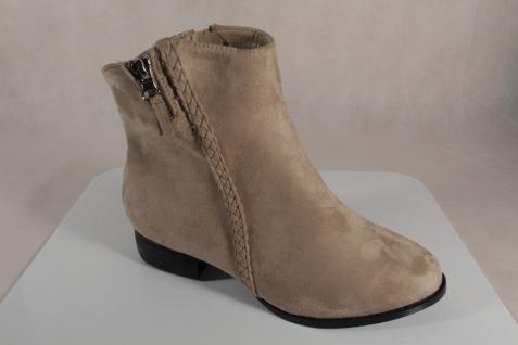 Top Or Damen Stiefel Stiefeletten Boots Winterstiefel beige RV NEU!! SP. 29, 00 €