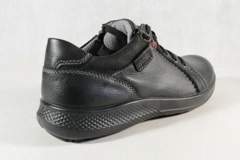 Jomos Schnürschuhe Schnürschuh Sneakers Halbschuh 322319 schwarz NEU! - Vorschau 4