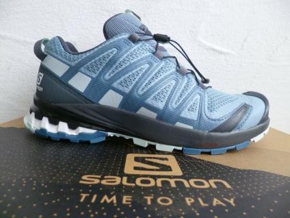 Salomon Sportschuhe XA PRO 3D v8 Sneaker Sneakers blau Neu!!!