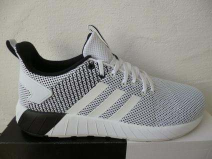 Adidas Sportschuhe QUESTAR BYD Sneakers Schnürschuhe weiß NEU!