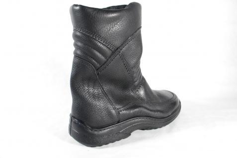 Jomos Herren Stiefel Winterstiefel, Boots, schwarz, RV, echt Lammfell 40850 Neu!
