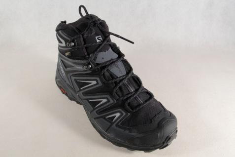 Salomon Stiefel Stiefel X Ultra 3 wasserdicht MID GTX schwarz/ grau wasserdicht 3 Gore-Tex NEU 6ae723