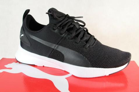 PUMA Schnürschuhe Sneakers Halbschuhe Sportschuhe blau