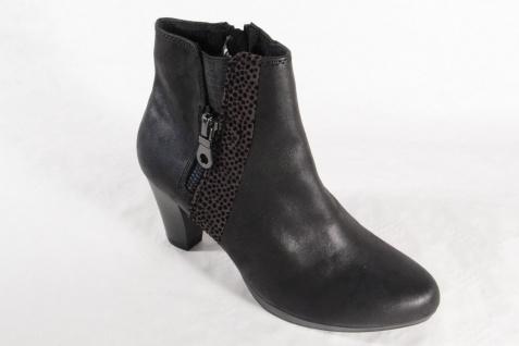 Marco Tozzi 25338 Damen schwarz Stiefel, Stiefelette, Stiefel schwarz Damen NEU! b1e489
