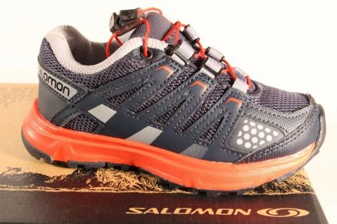 Salomon Sportschuhe Laufschuhe XA Mission K grau Neu!