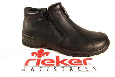 Rieker Stiefel L7191 NEU Stiefelette Boots Winterstiefel Leder schwarz TEX NEU L7191 Beliebte Schuhe b6ad76