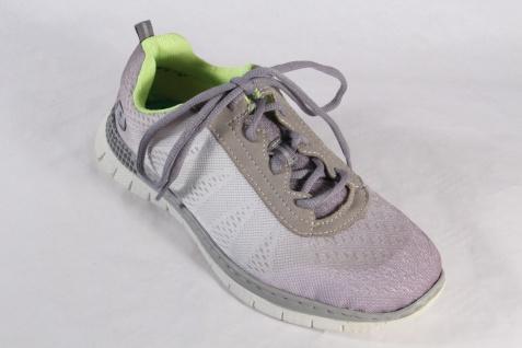 Rieker Sportschuhe Damen Schnürschuh Schnürschuhe Sneakers Sportschuhe Rieker Halbschuhe grau NEU! 0d71b9