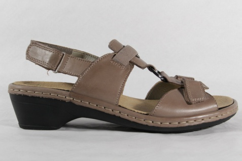 Rieker Damen für Sandale beige, weiche Innensohle, für Damen Einlagen geeignet NEU!! Beliebte Schuhe b81ce5