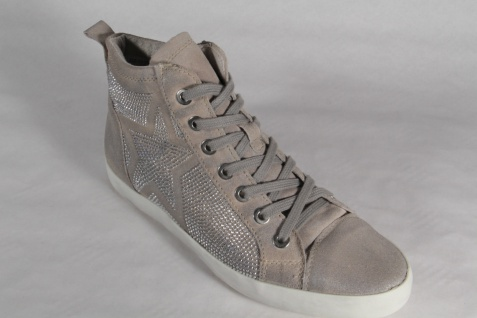 Damen Stiefel Siefeletten Boots Leder beige/ Beliebte silber NEU! Beliebte beige/ Schuhe 2198b7